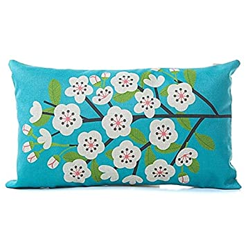 Amazon.com: DAVITU US Warehouse - Fashion Flower Waist Throw ...