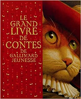 Grand Livre De Contes De Gallimard Jeunesse Le Amazon Ca