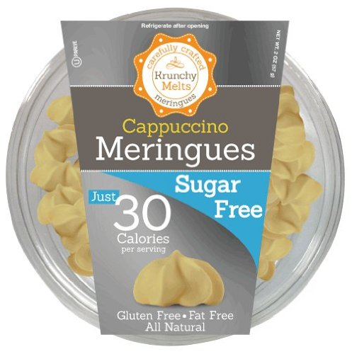 Sugar Free Meringue Cookies (2 oz)