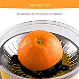 Eurolux Electric Orange Juicer Squeezer Stainless