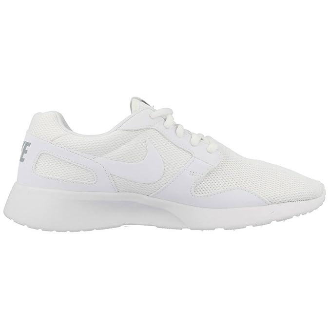 Nike Schuhe Kaishi white-white-wolf grey (654473-111) 45 weiss rDPsT