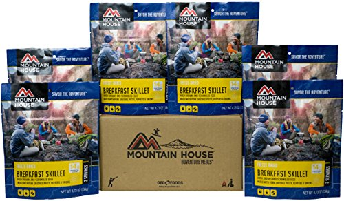 Mountain House Breakfast Skillet 6 Pack