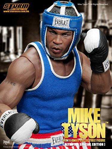 Mike Tyson: The Olympic Exclusive Edition Storm Collectibles ()