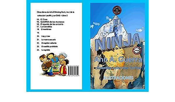 El Ninja (Los MIL y un DIAS Libro 2 de la collecion nº 19 ...