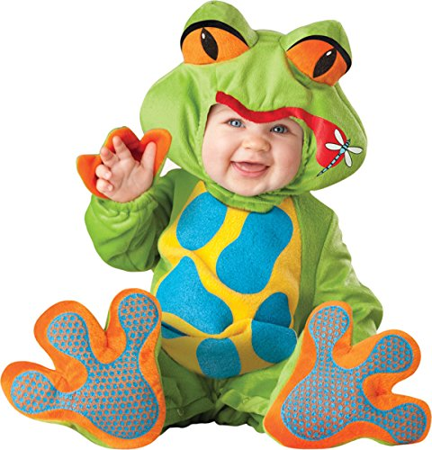 Lil Froggy Baby Infant Costume - Infant Small - Lil' Froggy Toddler Costumes