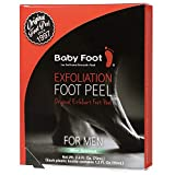 Baby Foot - Exfoliant Foot Peel For Men - 2.4 Fl. Oz. Mint Scented Pair