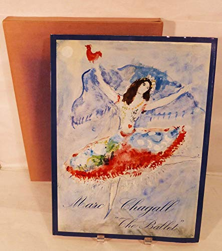 - Marc Chagall: Drawings and Water Colors for The Ballet