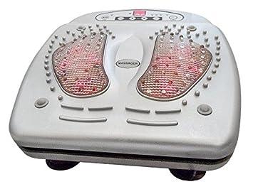 Masajeador de pie de infrarrojos con control remoto y niveles de masaje