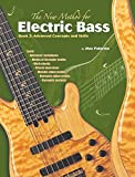 img - for The New Method for Electric Bass, Bk 2: Advanced Concepts and Skills by Max Palermo (2003-08-01) book / textbook / text book