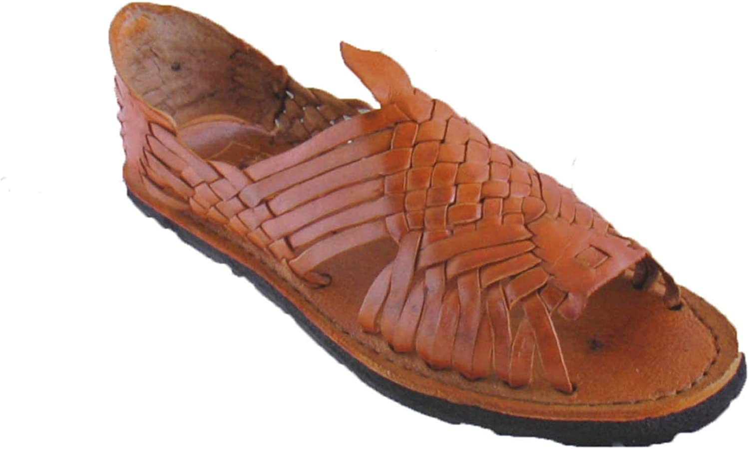 Amazon.com | Mexican Sandals-Women's Genuine Leather Quality ...