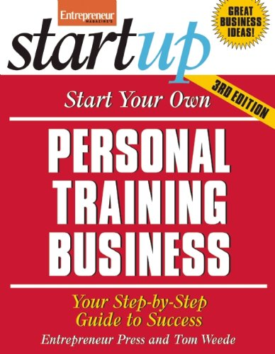 Start Personal Training Business StartUp product image