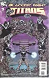 img - for Blackest Night Titans #3 1:25 George Perez Terra Variant book / textbook / text book