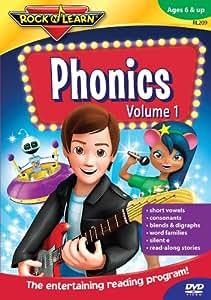 Phonics Volume 1: Rock 'N Learn