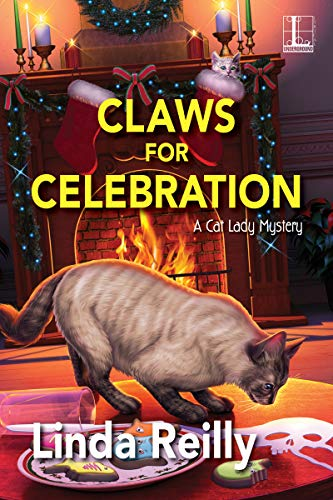 Claws for Celebration (A Cat Lady Mystery Book 3)