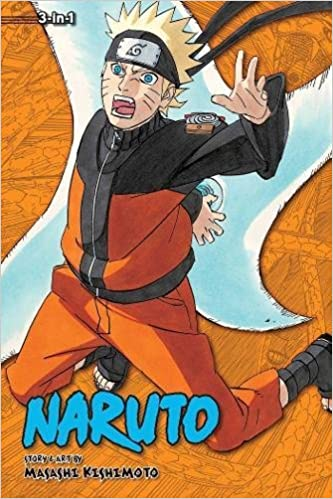 Naruto (3-in-1 Edition), Vol. 19: 55-57: Amazon.es: Masashi ...