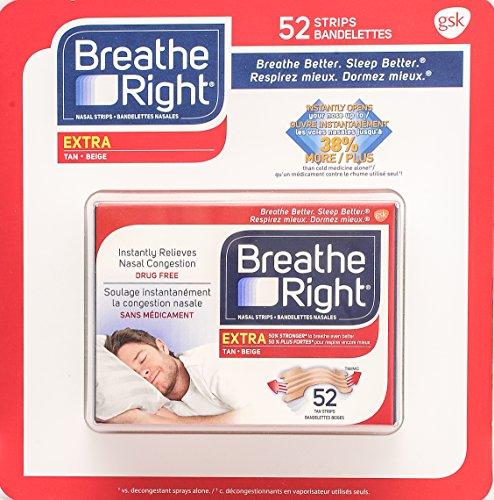 Breathe Right Strips - 8