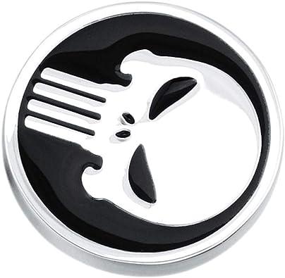Pins badges tête de mort 2