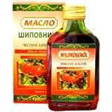 L'huile de rose musquée cynorrhodons naturelle 100% naturel 100 ml