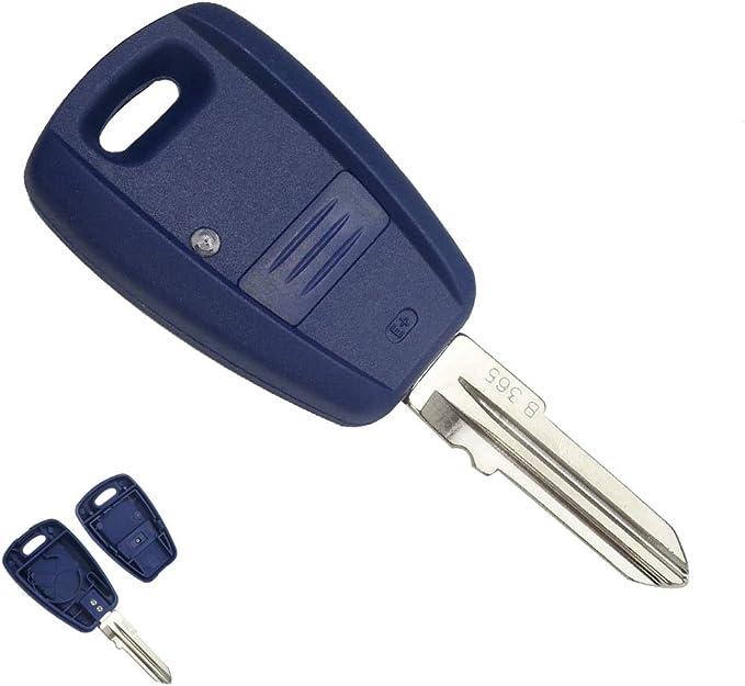 1x Ersatz Schlüsselgehäuse Mit 1 Tasten Autoschlüssel Elektronik