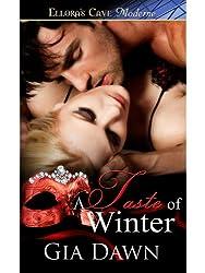 A Taste of Winter: 1 (Red Masks)