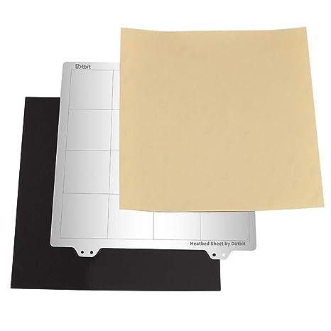 Amazon.com: ULTECHNOVO 3D Printer Heated Bed Platform with ...
