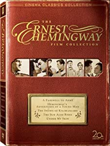 The Ernest Hemingway Film Collection [Import]