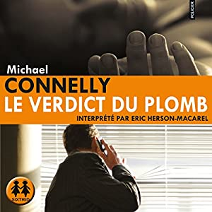 Le verdict du plomb (Harry Bosch 14) | Livre audio