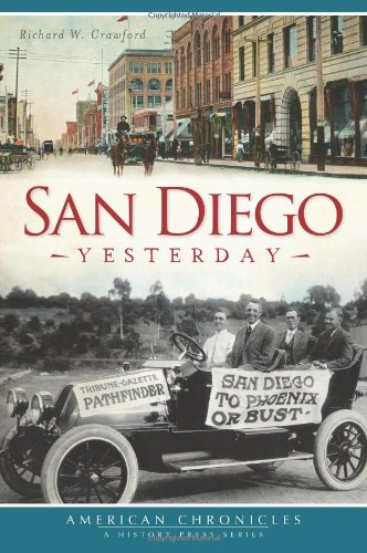 San Diego today is a vibrant and bustling coastal city, but it wasn't always so. The city's transformation from a rough-hewn border town and frontier port to a vital military center was marked by growing pains and political clashes. Civic highs and c...
