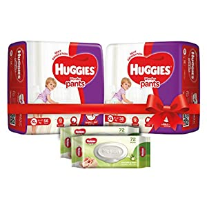 Huggies Wonder Pants Comfort Pack...