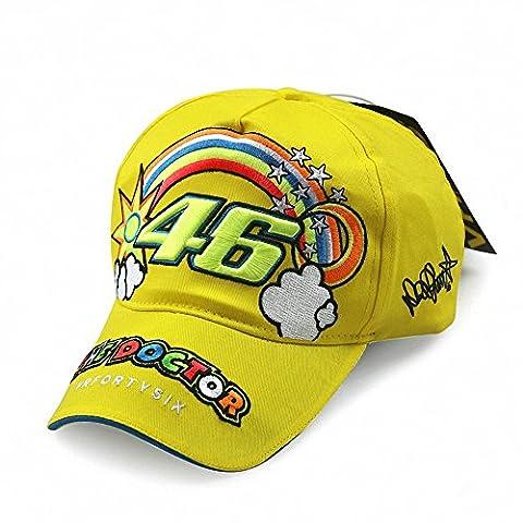 Moto.Gp vr46 Valentino Rossi Premium Original Cotton Twill Hat (Ball Watch Engineer Ohio)