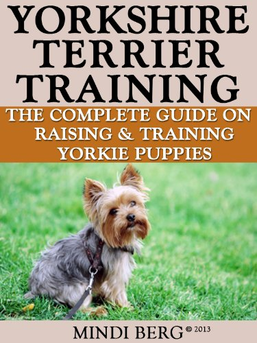 Yorkshire Terrier Training Techniques Discipline ebook product image
