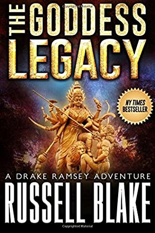 book cover of The Goddess Legacy