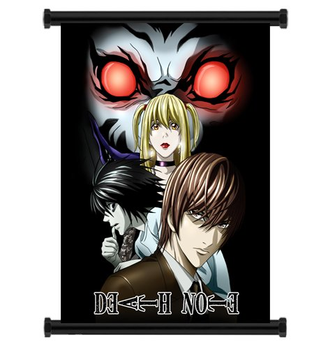 Death Note Anime Fabric Wall Scroll Poster (32