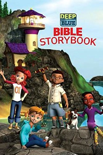 Deep Blue Bible Storybook by Daphna Flegal (2016-06-21)
