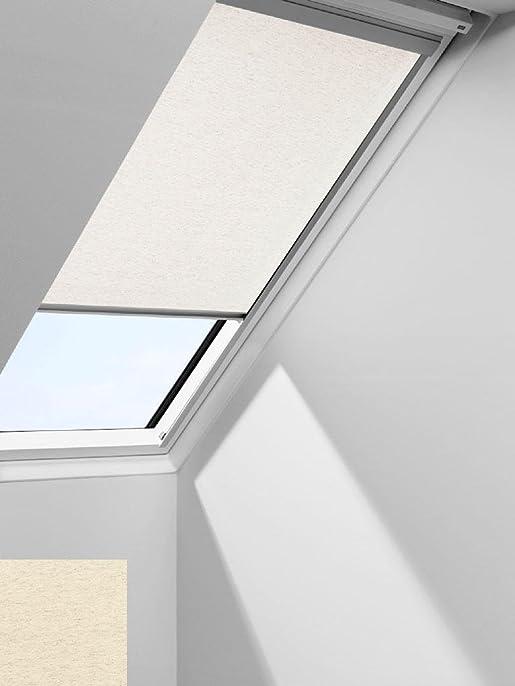 VELUX Store enrouleur automatique pour fenêtre de toit F08 Rideau ...