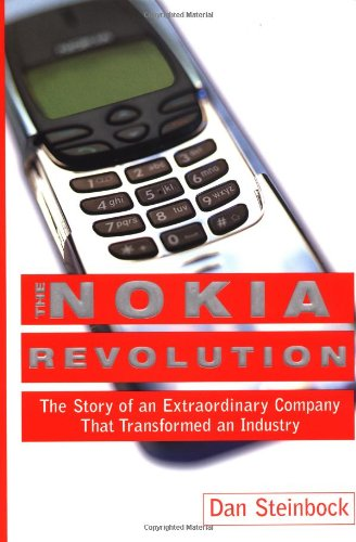 Price comparison product image The Nokia Revolution : The Story of an Extraordinary Company That Transformed an Industry