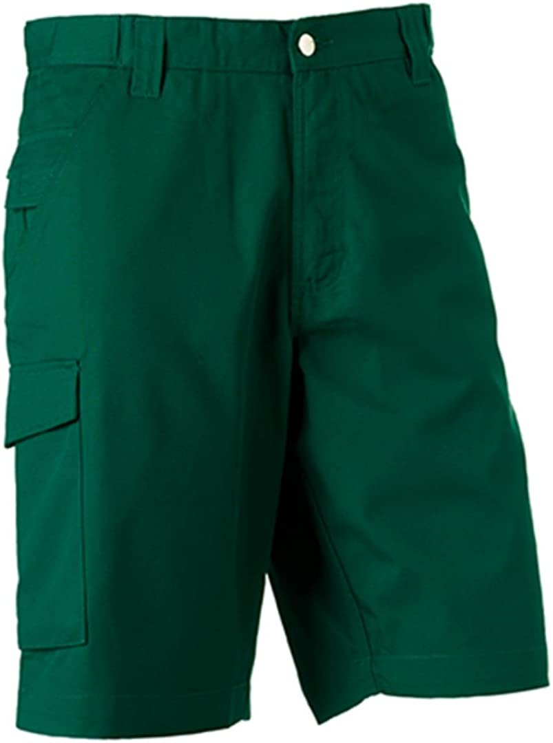 Russell Workwear Work Shorts Bottle 34 Color Size