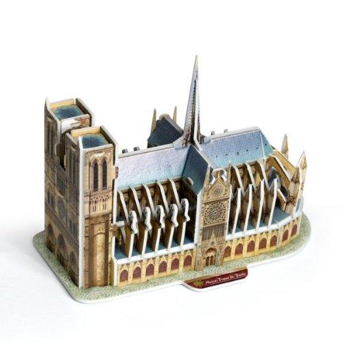 Notre Dame de Paris 3D Puzzle (40 Pcs)