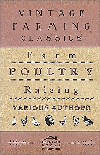 Ebook nl gratis nedlasting Farm Poultry Raising PDF RTF