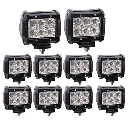 Led Offroad Lights At Night - 8