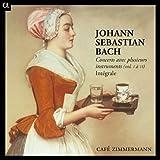 Bach: Concerts avec plusieurs instruments Vol.1-6