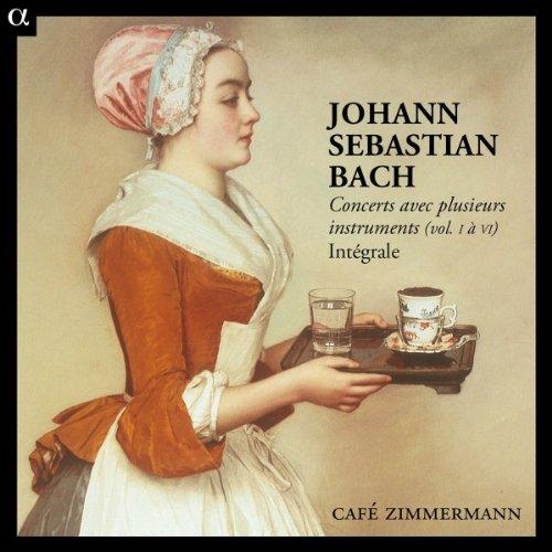 Bach, Conciertos de Brandenburgo 51zX2OOOaiL