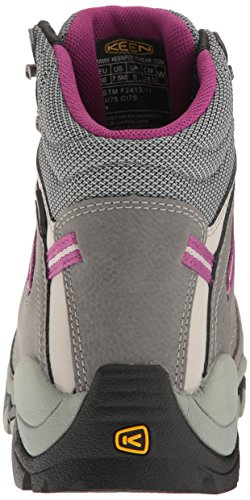 Keen Utility Womens Canby At WP Industrial and Construction Shoe, Gargoyle/Vapor, 9 M US