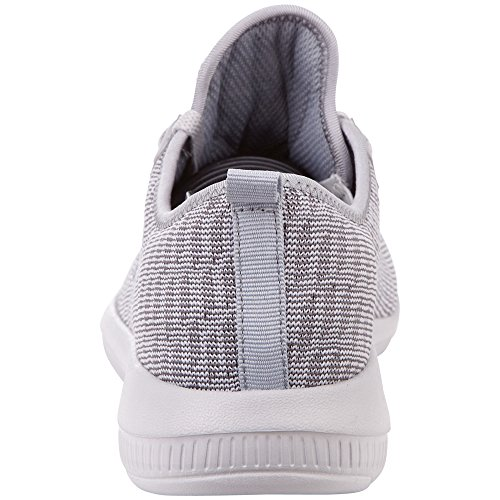 Kappa Grey Gizeh Sneaker Grau Unisex Erwachsene 1616 OC xRZwfax
