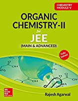 Chemistry Module V- Organic Chemistry II For JEE Front Cover