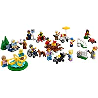 LEGO City Town Fun in the Park - City People Pack 60134...