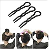 LIFECART Magic Simple Fast Spiral Hair Braid Twist Styling Tool Office Lady Style Hair Accessories