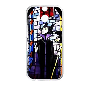 Happy The Witch Design Fashion Comstom Plastic case cover For HTC One M8