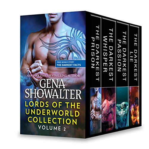 Lords of the Underworld Collection Volume 2: An Anthology