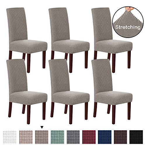 dining chair covers set of 6 - 7
